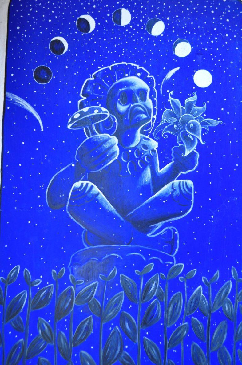 San Cristobal – Graffits …