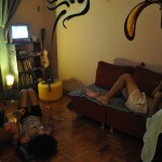 Couchsurfing in Rio - Diogo's house