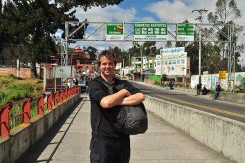 Border Crossing Tulcan – Ipiales (Ecuador/Colombia)