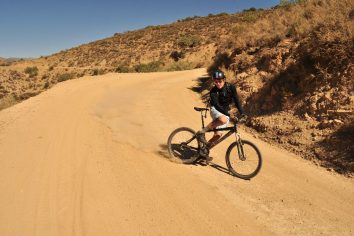 Bike v okoli Sucre