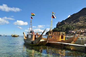 Copacabana & Titicaca lake (1.)