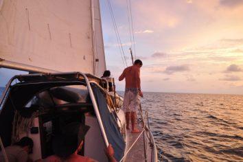Boat to Panama – Trip