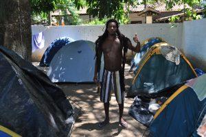 Ilha Grande – accommodation (camping)