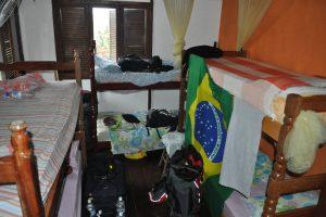 Paraty – accommodation