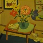 Felipe´s Mom 1st painting