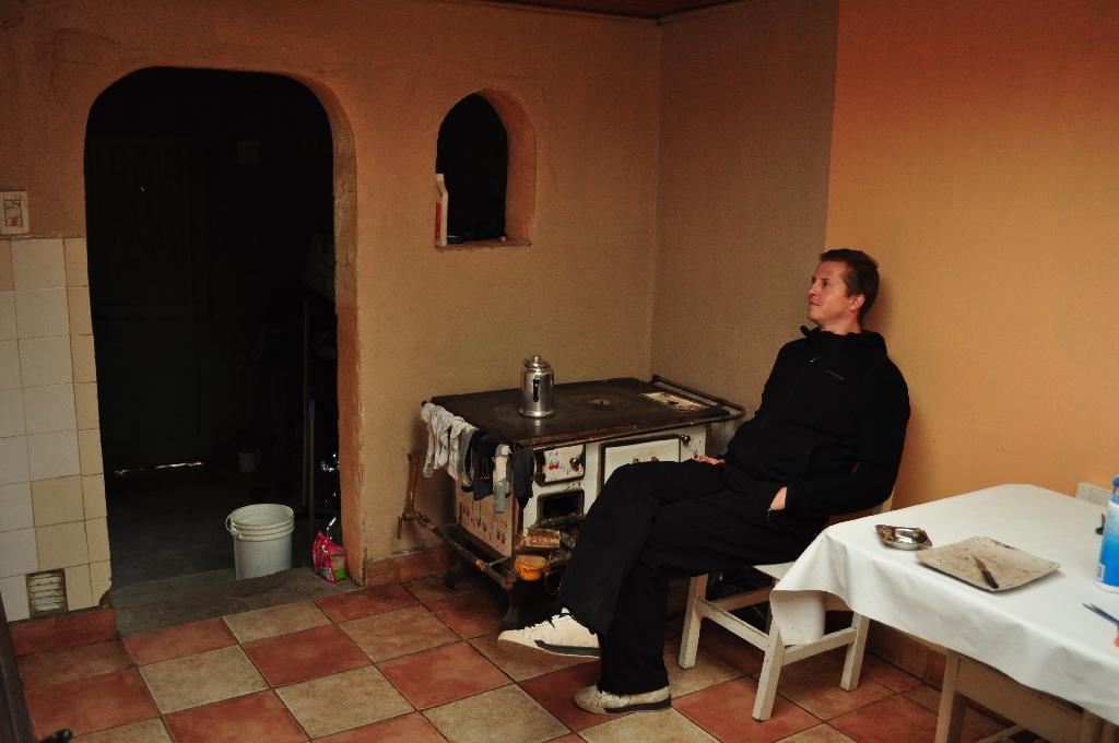 El Calafate, tak toto bol maximus hostel, ziadni turisti len my, mimo mesto v chudobnej rodinke, krasota...mito tuto fotku miluje :))
