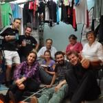 Triper.sk with The Vasquez family, Bogota