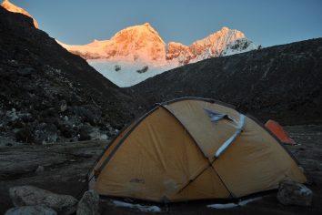 Pisco Trekking Camping