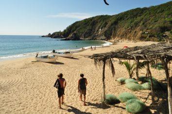 Puerto Escondido & Playa Zicatela