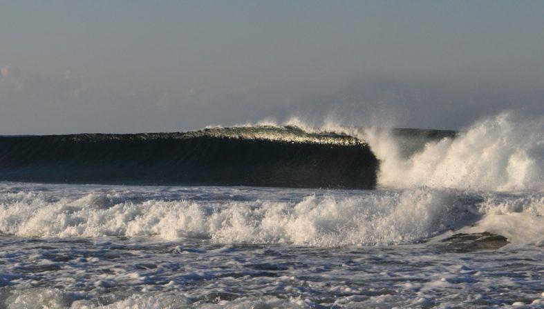 Puerto Escondido – Surfing 'Playa Zicatela'