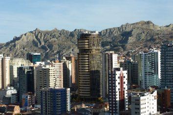 La Paz – da capital! (829 000 obyv.)