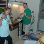 Mito cooking in SP