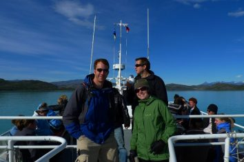 Patagonia mates – catch up .))