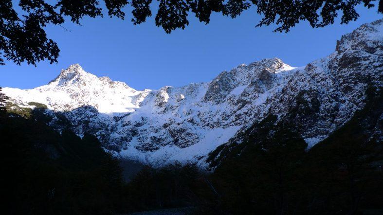 Hielo Azul, i Cerro Barda Negra photos..