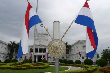 Asuncion City, taste of Paraguay