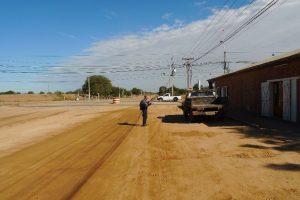 Filadelfia a osolenie tripu na severe Paraguaya. Cast 1