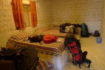 Accommodation – SW Bolivia Roadtrip