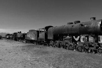 Train Cemetery – Uyuni (SW Bolivia)