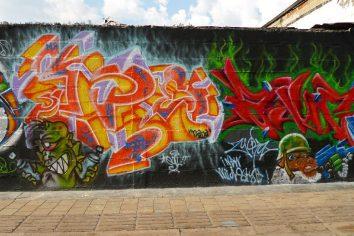 …tiny bits of Medellin's Street Art