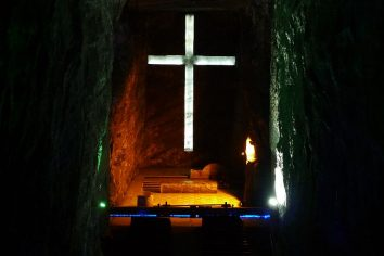Salt Cathedral de Zipaquira