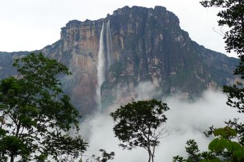 Canaima National Park feat. Salto Angel (979m) – pix
