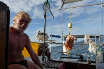 Caribbean Sailing Photo Splash