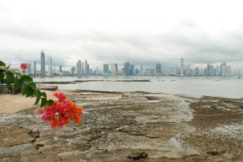 Prve (rychle) kroky Strednou Amerikou /1. Panama/