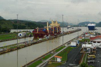 Panama Canal (Panama City)