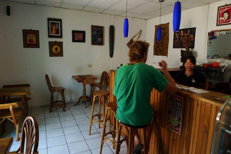 La Palma: Fernando Llort & Naive Art (El Salvador bordering with Honduras)