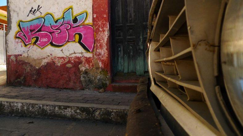 San Cristobal's Street Art