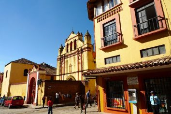 Photo-extasy in San Cristobal de las Casas