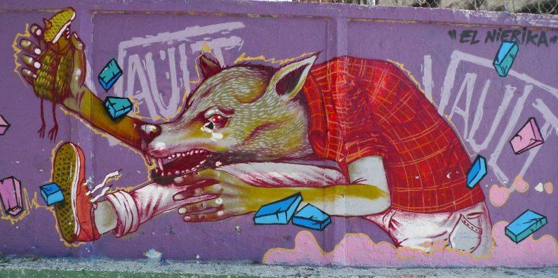 Guadalajara Street Art