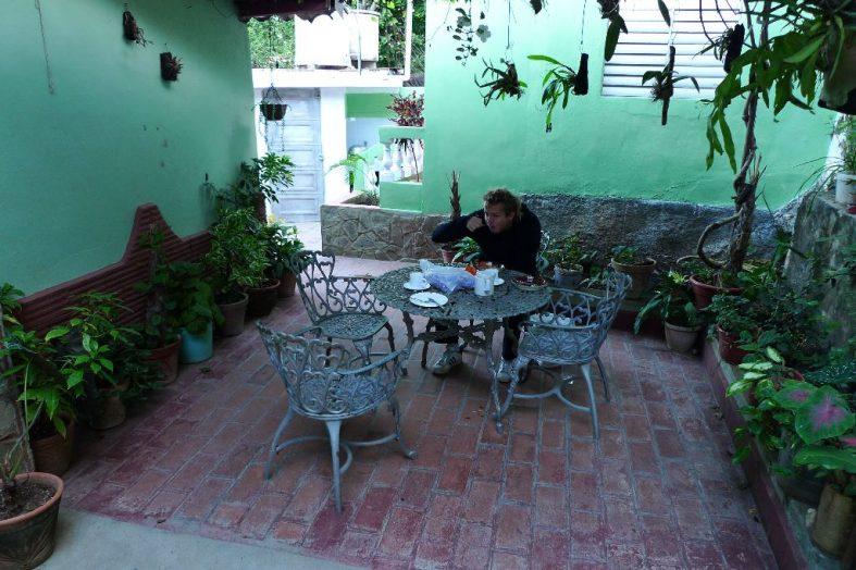 Casas Particulares @ Johanka's, Trinidad