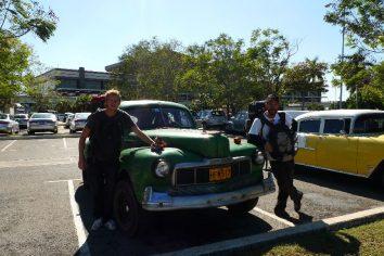 Cuba, adios…