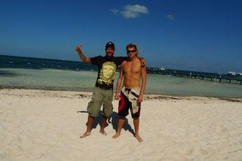 Last hours of our 2010 Trip: Cancun- Zone Hotelera