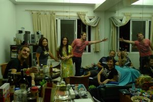 Jap's place – Couchsurfing in Manila