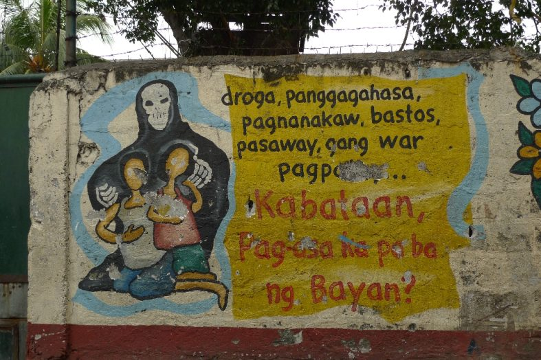 Street Art of Manila