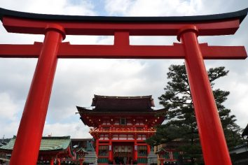 Fushimiinari-taisha Shrine, Kyoto