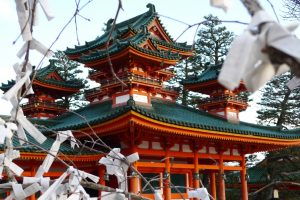 Fushimiinara-taisha Temple Panoramas