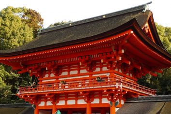 Shimogamo-jinja Shrine, Kyoto