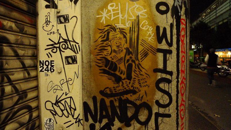 Graffiti de Tokyo