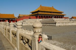 Tian Amnen Square and The Forbidden City (Beijing)