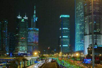 Shanghai City Pix