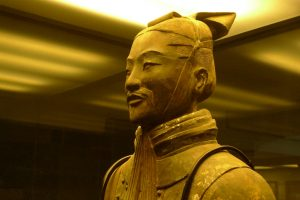 Terracotta Warriors (outside of Xi'an)