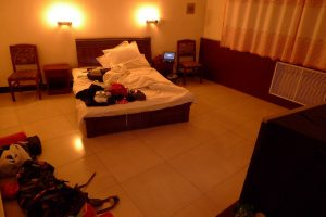 Accommodation 'in & to' Datong