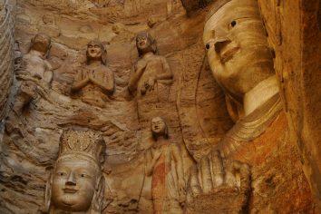 Yungang Caves (Datong)