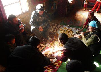 Navrus @ Bayon Olgyi, Western Mongolia