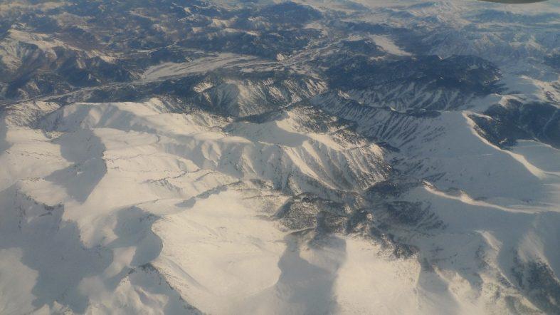 Leaving Mongolia for Kazakhstan