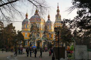 Almaty City (1.4 mil; Kazakhstan)