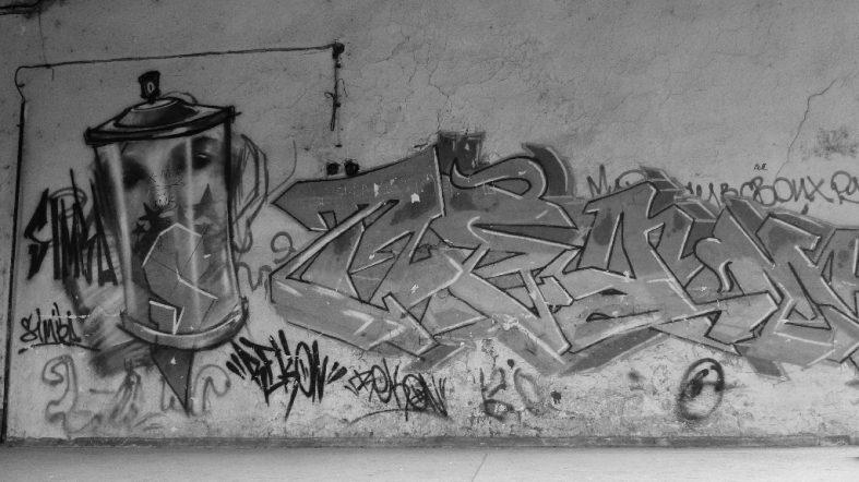 Street Art Alma-Ata